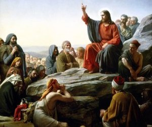 Miracles: Jesus at the Sermon on the Mount