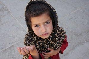 Biblical Literalism: not as humble as this Afghan beggar